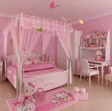 Diy Canopy Beds DIY Inspiration IKEA Bunk Bed Turned To Hello - Hello kitty bunk beds