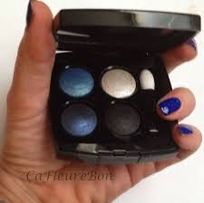 blue rhythm de chanel les 4 ombres multi effect quadra shadows