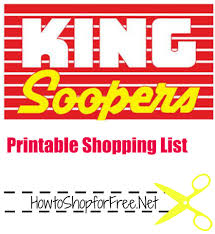 king soopers august 2 august 8 how to shop for free with kathy