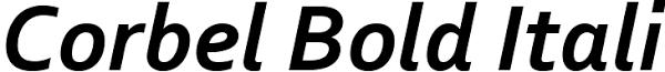 Corbel Bold Download Corbel Font Family