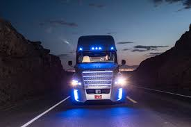 freightliner inspiration truck gets its own license