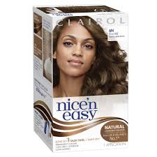 permanent hair colour clairol nice u0027n easy