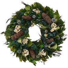 Natural Decorations For Christmas Wreaths by In The Kitchen With Kp 20 Holiday Wreaths To Decorate Your Home