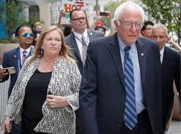 bernie sanders wife accused of fraudulent financial dealings with