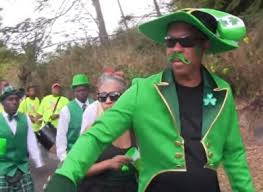 ever wondered why montserrat have a day off for st patrick u0027s day too