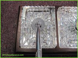 waterford crystal l base waterford crystal desk set awesome vintage executive in wood base w