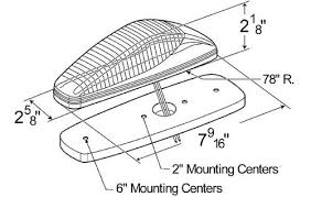 cab marker lamp 47183 o u0027reilly auto parts