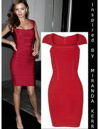 vestido bandage vestido bandage miranda kerr vb003