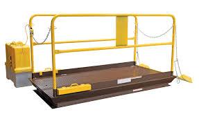 vestil truck scissor docks