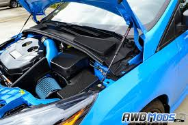 hood lift kit for the ford focus rs