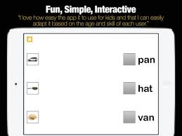 cvc words reader learn to read 3 letter words on the app store