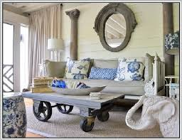 Rustic Coffee Table With Wheels Rustic Coffee Table With Wheels Home Design Ideas