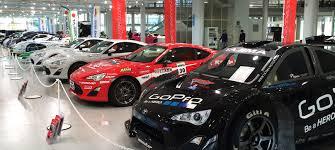 japanese race cars carnichiwa we visit mega web tokyo u2013 toyota u0027s unique automotive
