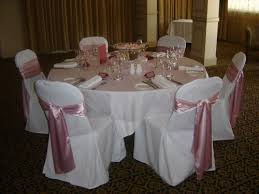 Pink Chair Sashes Chair Covers All Covered Event Specialists Chair Coverings