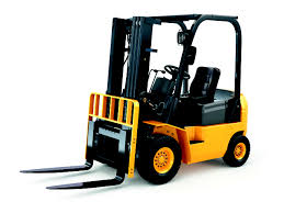 fork truck control safety and efficiency systems