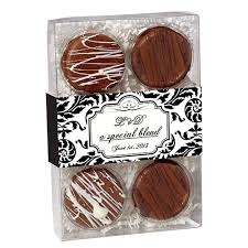 boxes for chocolate covered oreos chocolate covered oreo gift box 6 pack mid nite snax