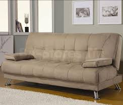 Loveseat Hide A Bed Furniture Black Leather Pull Out Couch Leather Hideabed Sofa