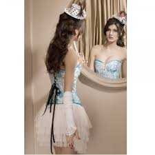 l bride wedding dress europe and america court shapewear corset