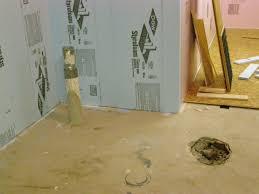 Plumbing Basement Bathroom Rough In Basement Bathroom Rough In Framing Questions Building