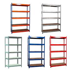 heavy duty metal garage shelves storage image of metal garage shelves design