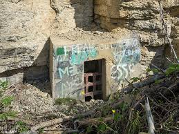 making friends in the ghost town of silver city idaho district u0027s ghost train hiding 30billion fortune u0027found in