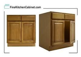 kitchen sink cabinets kitchen base cabinet ebay