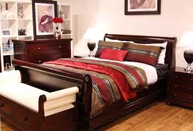 Contemporary Wooden Bedroom Furniture Solid Wood Bedroom Furniture King Size Bedroom Sets For Sale Bed