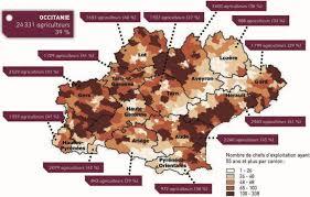 chambre agriculture 41 15 des agriculteurs français sont en occitanie