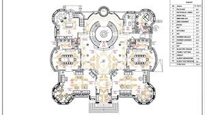 villa floor plan bespoke luxury house plan in dubai by luxury antonovich design