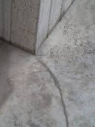 Fix Basement Floor Cracks by Are Cracks In A Newly Poured Concrete Basement Floor A Problem