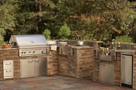 Outdoor Kitchen Furniture Kitchen Cool Fascinating Summer Kitchen Ideas Delectable Summer