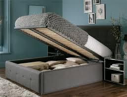 Ottoman Bedroom Furniture Storage Ottoman Bed Bonners Furniture