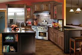 walnut kitchen cabinets fantastic for home interior design with
