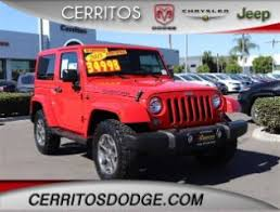 white jeep wrangler for sale ontario used jeep wrangler for sale in ontario ca 91762 bestride com