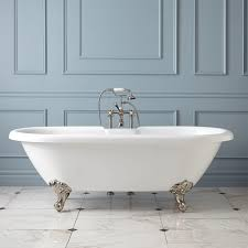 luxurious tub signature hardware