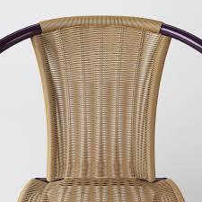 Wicker Chair Rattan Chair S01 3d Model Max Fbx