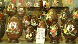 italy u0027s chocolate easter eggs big bold and full of bling the