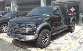 Ford Raptor Crew Cab - file ford f series xii svt raptor crew cab facelift 2 china 2016