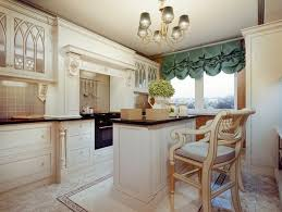 White Armchair Design Ideas Kitchen Room Excellent Traditional White Kitchen Delectable