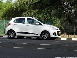 hyundai grand i10 first anniversary of our
