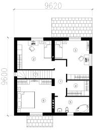 900 square feet home plans