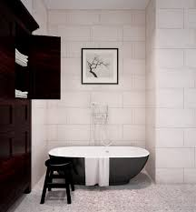 white tile bathroom designs large format white tile forest jovenesambientecas co
