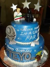 plumeria cake studio star wars lego cake