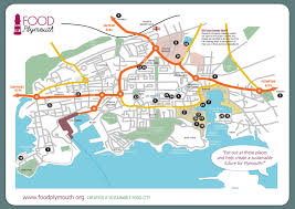 England On Map Restaurants And Eateries