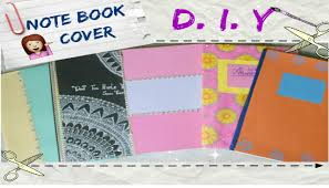 5 diy notebook cover ideas back to youtube