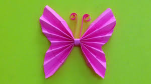 how to make a paper butterfly easy origami butterflies for