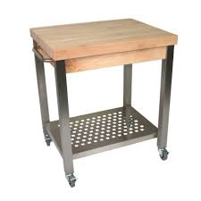 butcher block rolling kitchen cart john boos maple cucina sale to