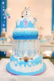 Best Decorated Cakes Ever Kara U0027s Party Ideas Frozen Themed Birthday Party Via Kara U0027s Party