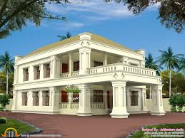 colonial home floor plans house plans with pillars amazing house plans