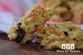 carrot cake oatmeal cookies bites for foodies